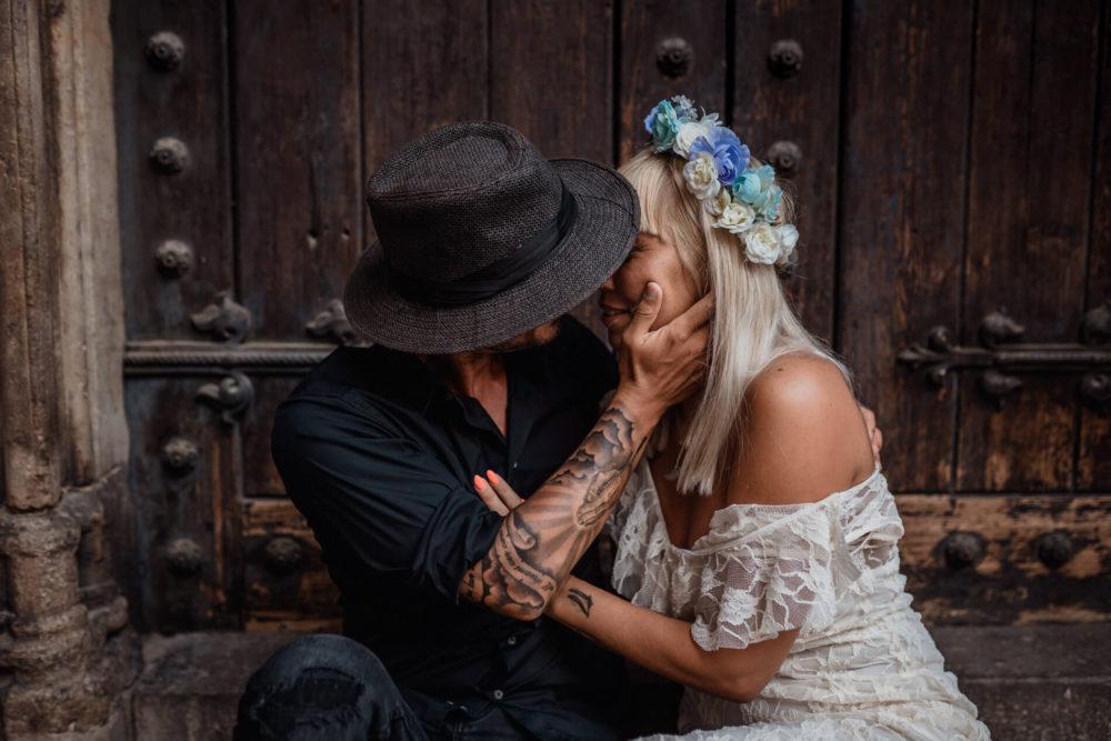 Barcelona Love story post wedding photo session Svobodova