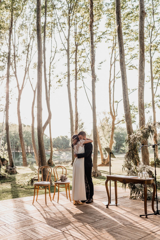 Fotografo de bodas Barcelona fotografia natural emotiva
