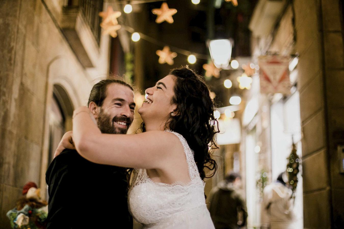 Fotógrafo de bodas España Anna Svobodova