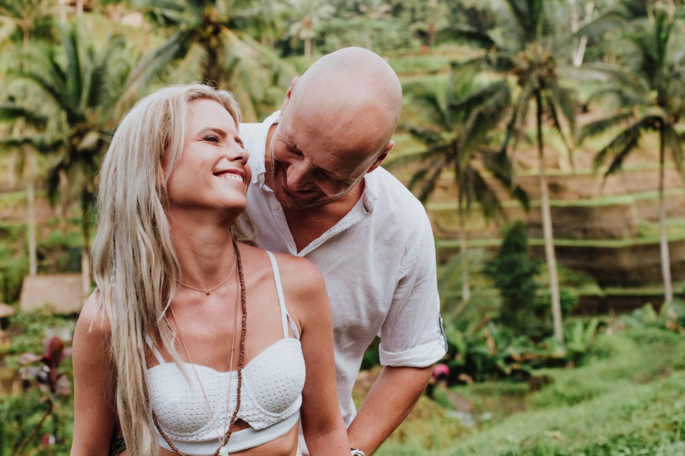 Couple Romantic Photo session