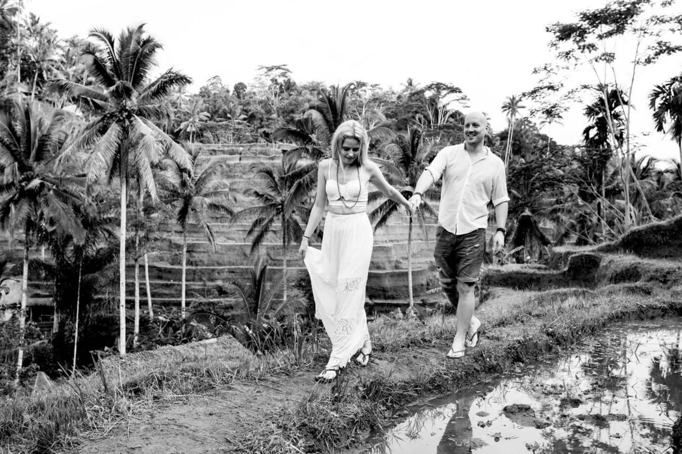 Couple Romantic Photo session Bali