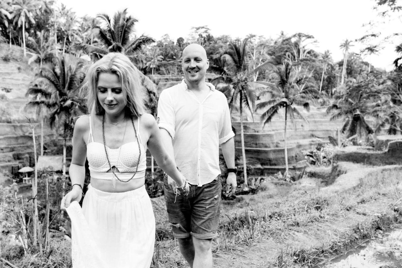 Sesion Preboda Fotos Pareja Bali