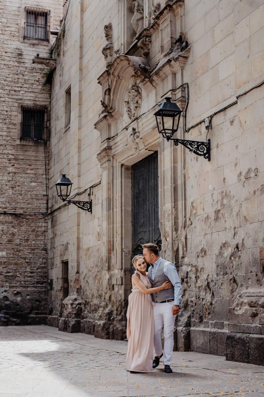 Photo Post-Wedding Barcelona