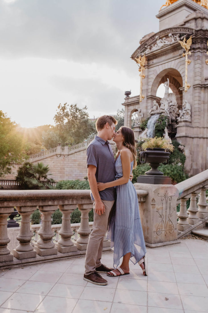 Barcelona Pre Wedding Photos