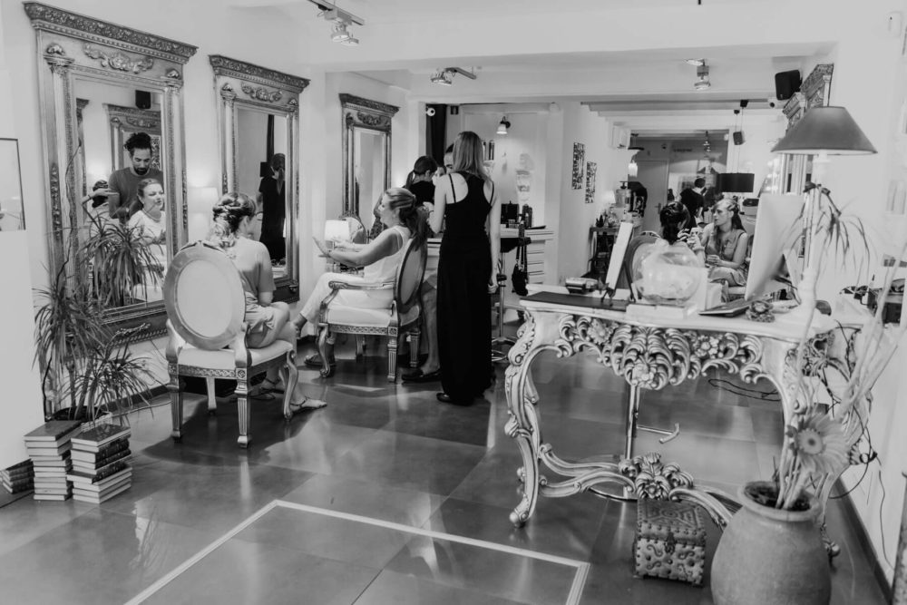 Elegant Wedding W Hotel Barcelona