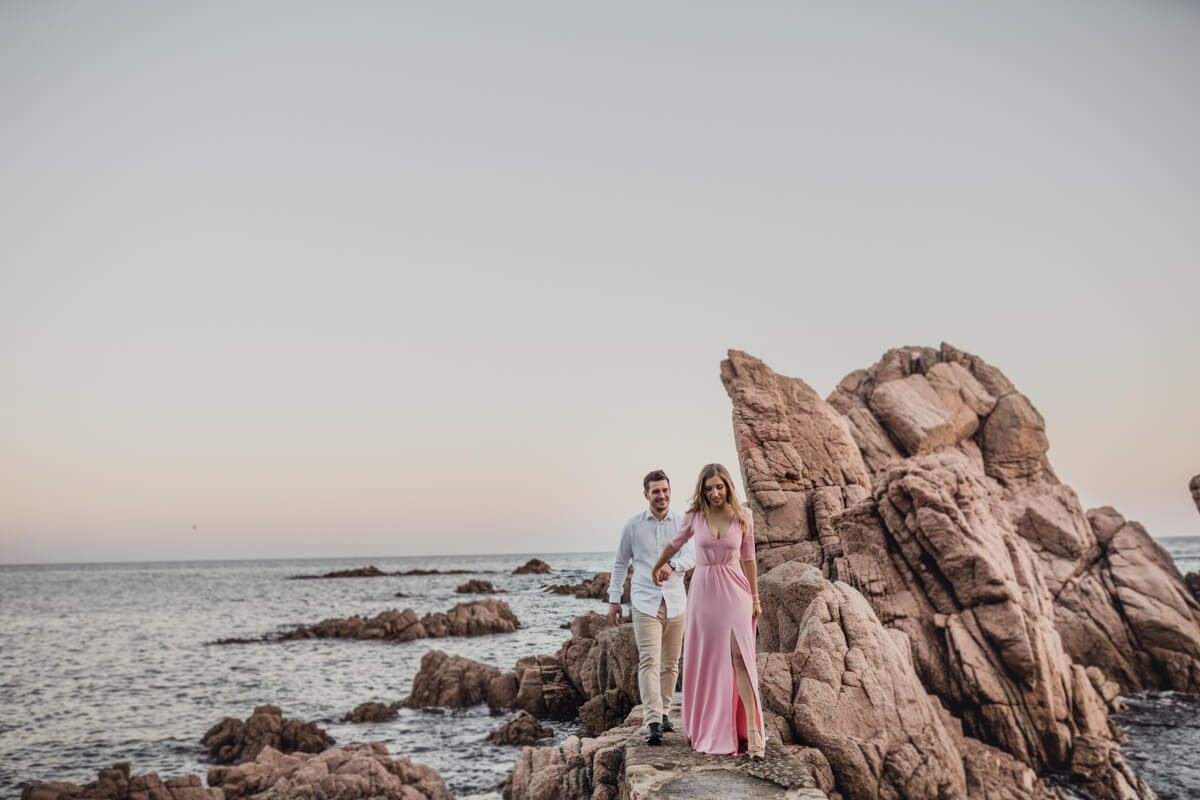 Svobodova Engagement Photography Costa Brava