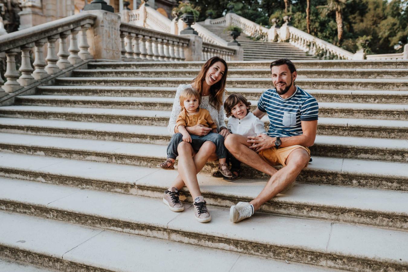 Fotógrafo sesión Familia Barcelona