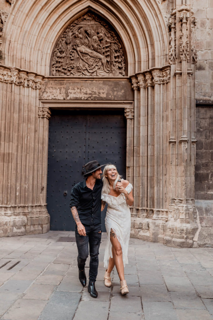 Wedding Photographer Barcelona Svobodova