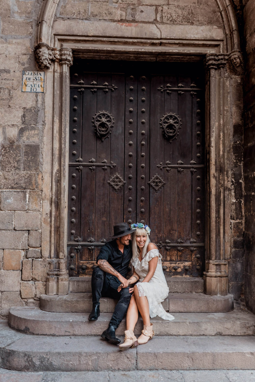 Fotos Emotivas Naturales Preboda Barcelona