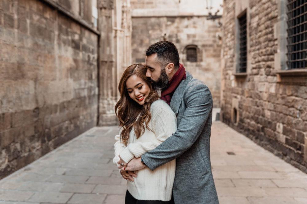 Fotografo de bodas Barcelona Preboda