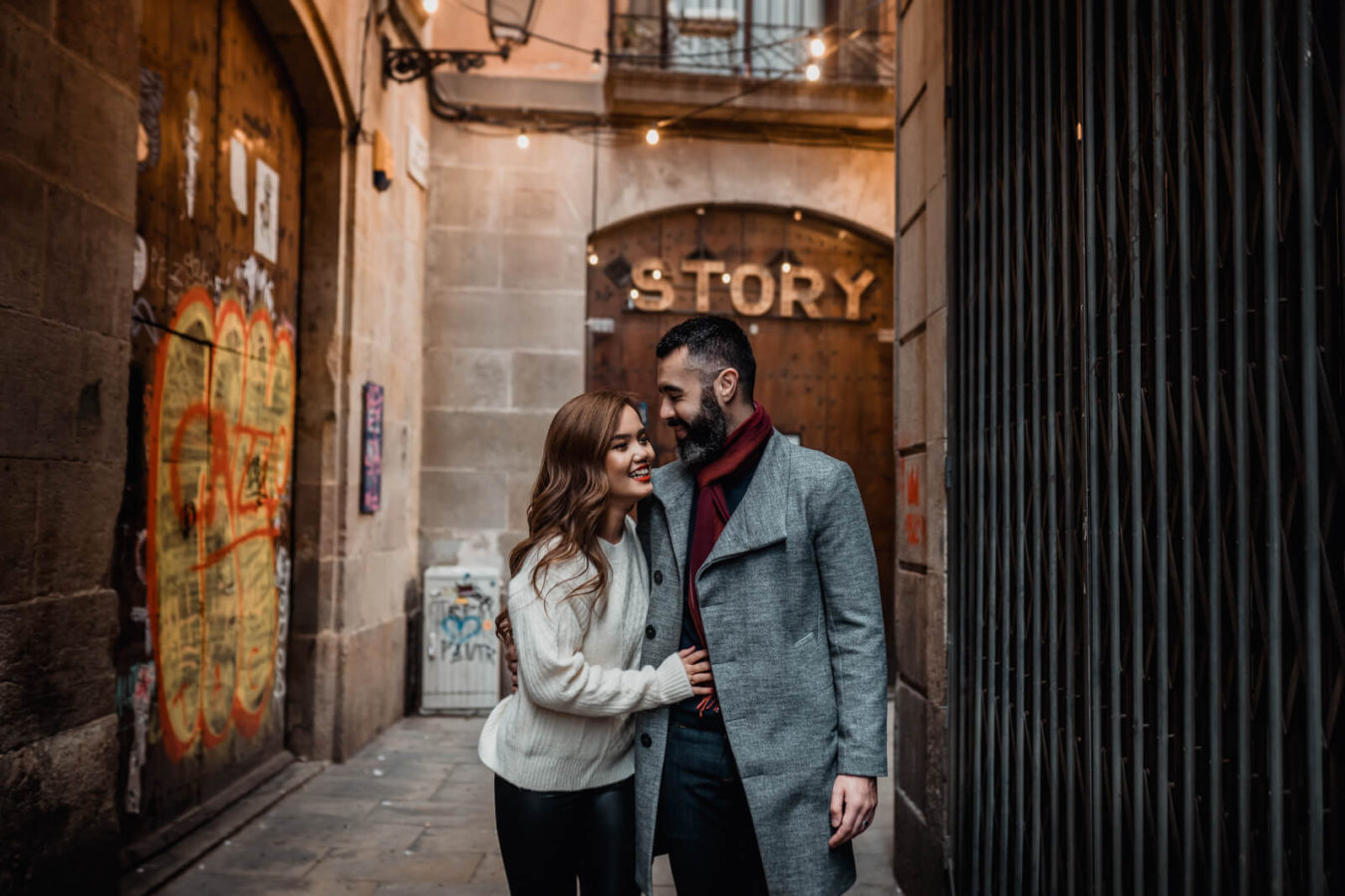 Wedding photographer Barcelona